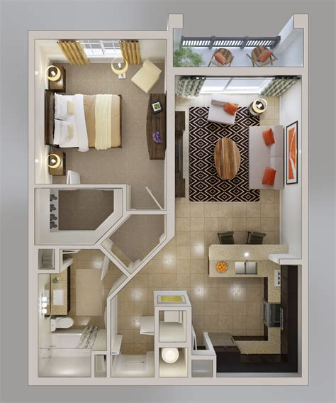 1 bedroom flat interior design 1 bedroom apartment house plans