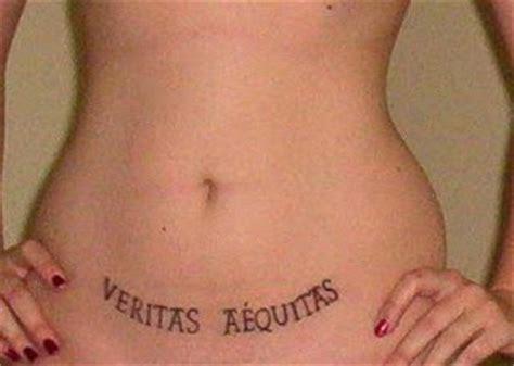 best tattoos for men aequitas veritas tattoo