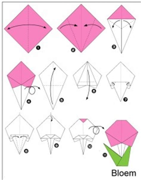how to make easy origami flowers easy origami craft for crafts and worksheets for