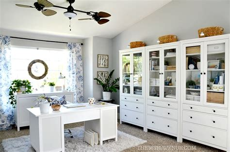 decor home office home office decor reveal part one the 36th avenue