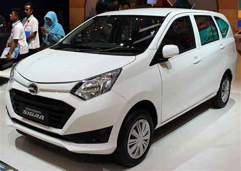 Daihatsu Indonesia by Daihatsu Sigra