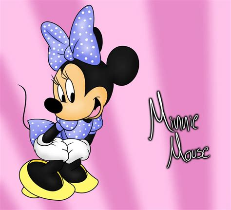 minnie mouse minnie mouse wallpapers hd wallpapers pics