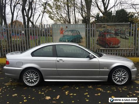 2002 Bmw 3 Series Coupe by 2002 Coupe 325 For Sale In United Kingdom
