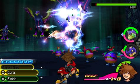 kingdom hearts 3d preview kingdom hearts 3d and bravely default the rpg