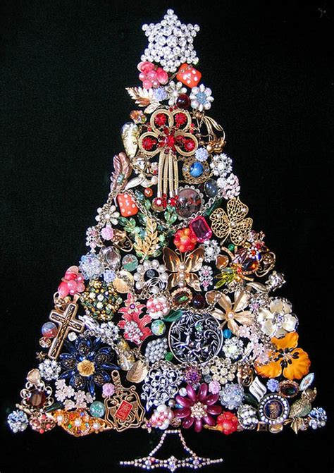 make a jewelry tree and unique trees 01