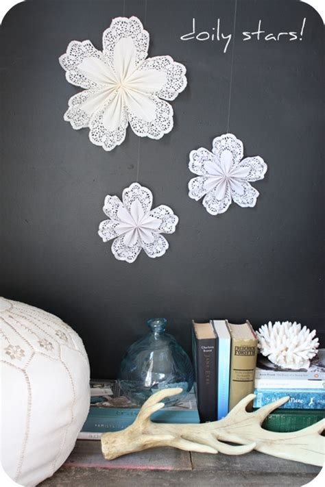 doily crafts for diy project paper doily doilies