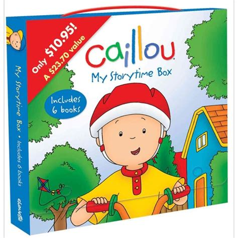 story books for toddlers pictures caillou my storytime box story books box set story