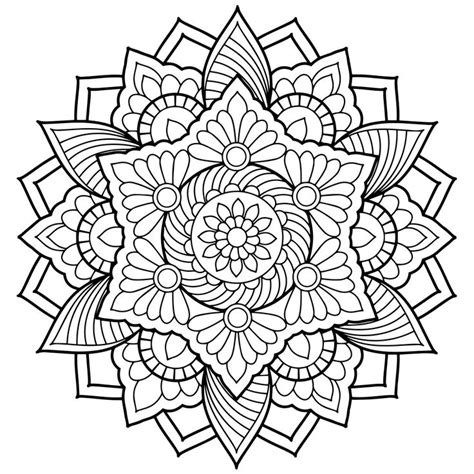 coloring picture of book best 25 mandala colouring pages ideas on