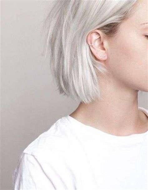 white in hair tagli capelli lisci primavera estate 2017 foto 36 38