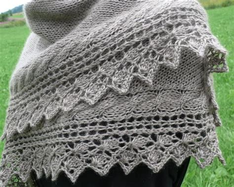 is it harder to knit or crochet shawl crocus allfreeknitting