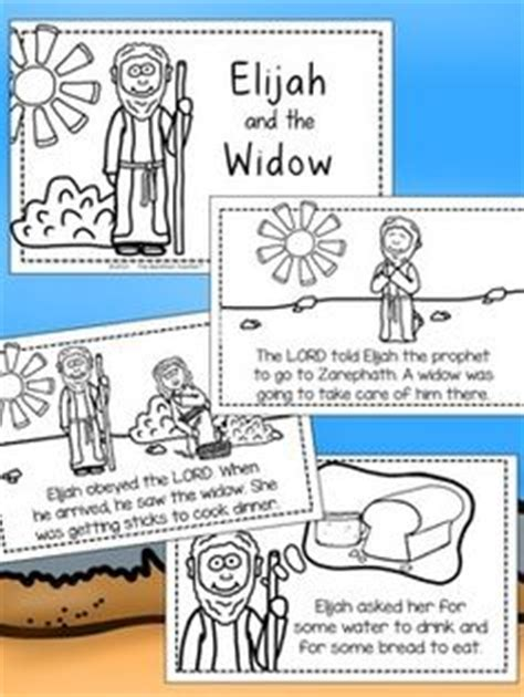 elijah and the widow crafts for 1000 images about elijah elisha on bible
