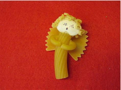 pasta crafts for pasta craft