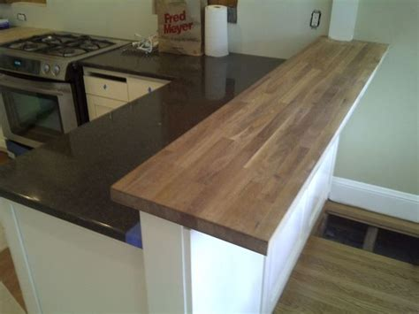 butcher block kitchen island breakfast bar 25 best ideas about kitchen bar counter on kitchen bars breakfast bar kitchen and