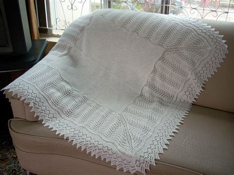 knitting patterns for baby blankets and shawls umme yusuf shetland baby blanket shawl