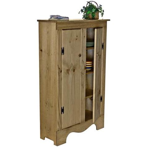 food storage cabinets with doors pie safe unfinished