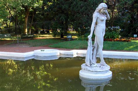 Garten Der Zuflucht by Botanischer Garten In Buenos Aires Argentinien Franks