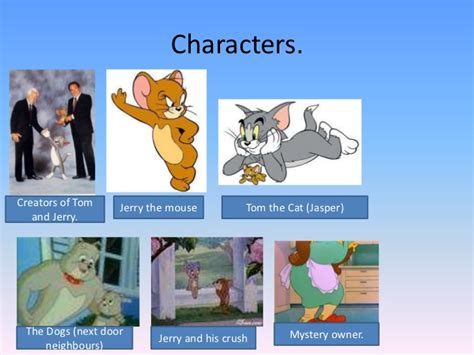 Presentation1 tom and jerry (clive)   task one