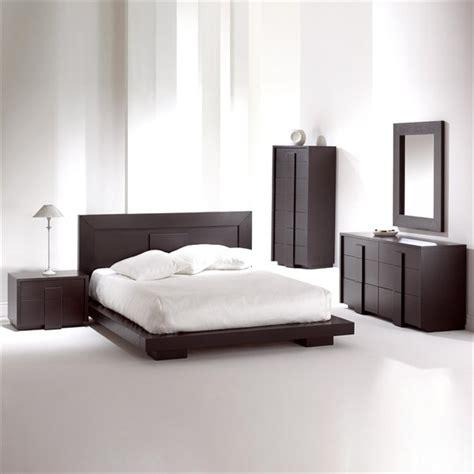 platform bedroom furniture sets monaco platform bed bedroom set chocolate bedroom sets