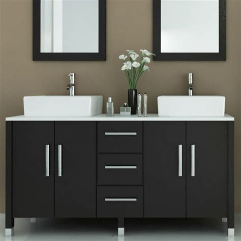 black modern bathroom vanity best 25 modern bathroom vanities ideas on