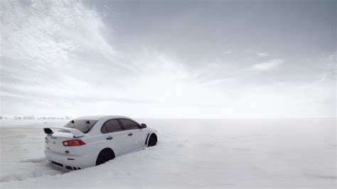 Car Wallpaper Snow by Snow Cars Wallpaper 1920x1080 Wallpoper 289759