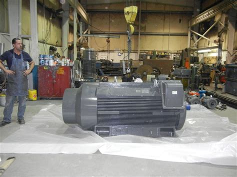 Electric Motor Service by Electric Motor Repair Services