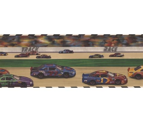 Race Car Wallpaper Border by Cars Borders Car Race Wallpaper Border