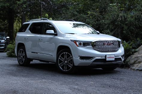 Gmc Acadia Review by 2017 Gmc Acadia Review Autoguide News