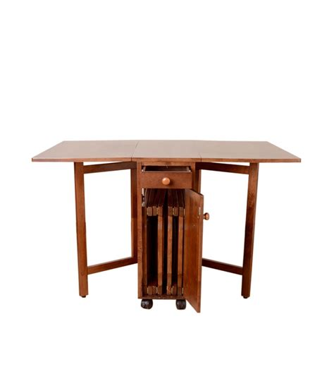 folding kitchen table folding kitchen table and 4 chairs 20 design ideas for