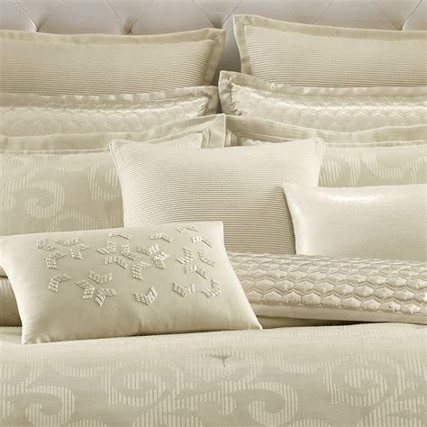 ivory comforter sets candice arabesque ivory comforter set from