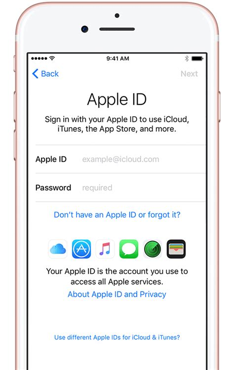 how to make a new apple id without credit card set up your iphone and ipod touch apple support