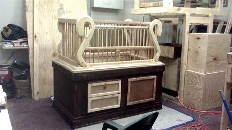 custom baby cribs custom baby crib by decoretz inc custommade