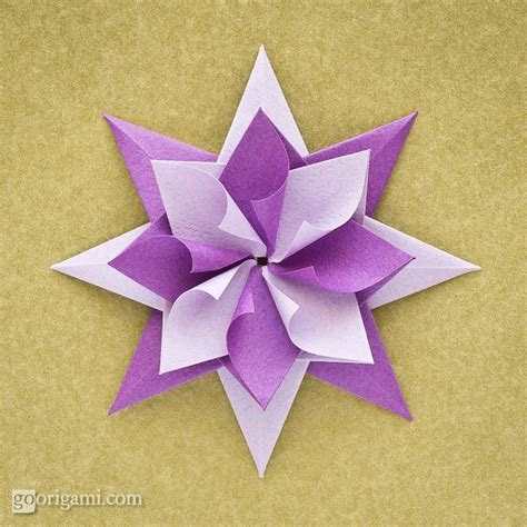 colorful origami picture of colorful origami