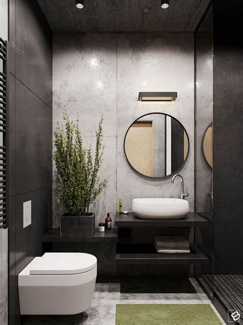 Design Toilet Modern by Best Modern Small Bathrooms And Functional Toilet Design