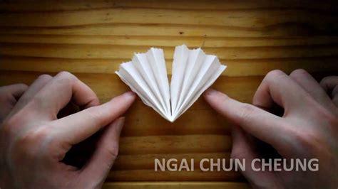 toilet paper origami flower origami toilet paper flower pot