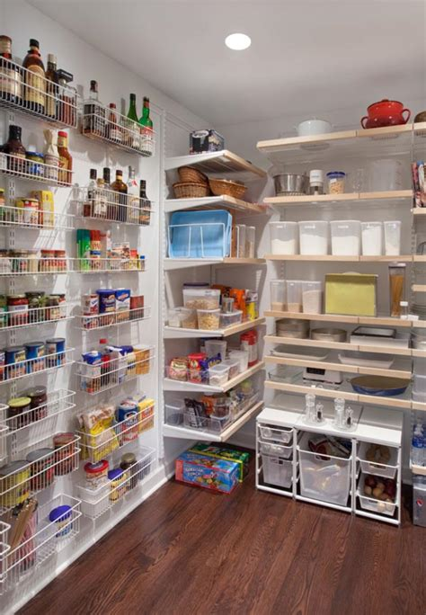 kitchen designs with walk in pantry 53 mind blowing kitchen pantry design ideas