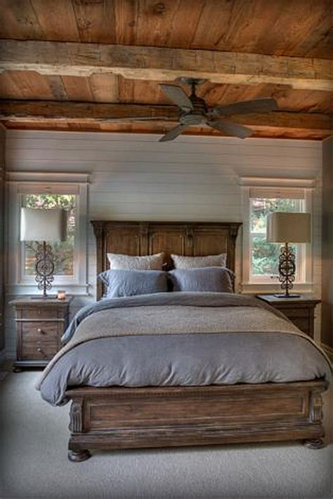 rustic master bedroom furniture 50 rustic master bedroom ideas 10 architecturemagz