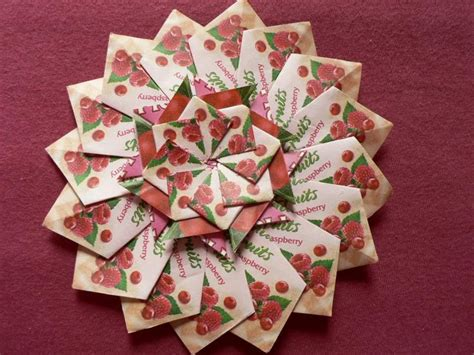 origami tea bag 108 best images about teabag folding on iris