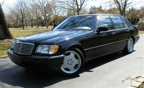 1999 Mercedes S500 For Sale by Buy Used 1999 Mercedes S500 Grand Edition Like New