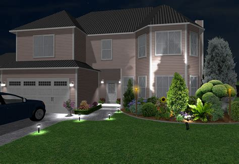 lighting landscape design landscape design software features realtime landscaping plus