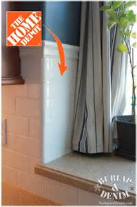 Backsplash Tile Ideas amazing window detail would be great to add a wider