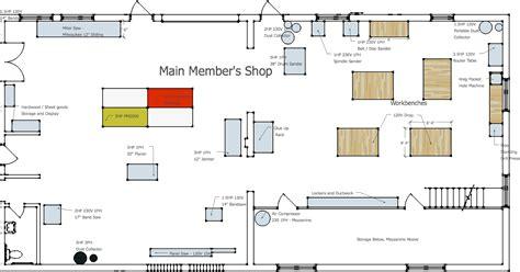 woodshop floor plans woodworking shop 24 x 16 images search