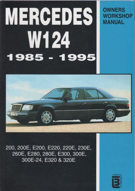 service manual auto repair manual online 2004 mercedes mercedes benz w124 service and repair manual 1985 1995 sagin workshop car manuals repair