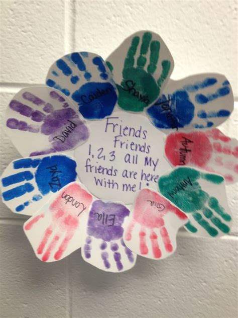 easy friendship crafts for friendship a well and on