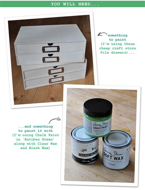 chalk paint effects the painted hive how to create a vintage industrial look