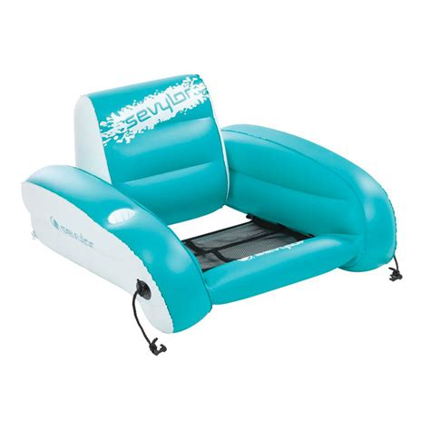 Water Chair by Sevylor Coleman Water Lounger Chair Buy Pool Loungers