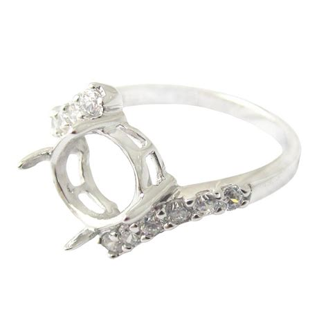 jewelry ring settings wholesale beadsnice id 27337 925 sterling silver ring