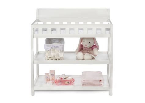 delta changing tables delta changing table white delta bennington changing