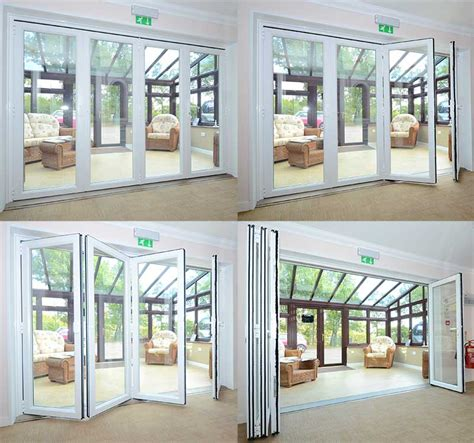 upvc bi fold patio doors upvc bifold patio doors mid kent windows upvc bi fold