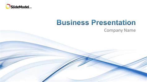 light business powerpoint template slidemodel