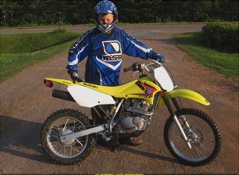 Suzuki Dr Z125 by 2013 Suzuki Dr Z 125l New 2013 Drz 125 L At Motorcyclist